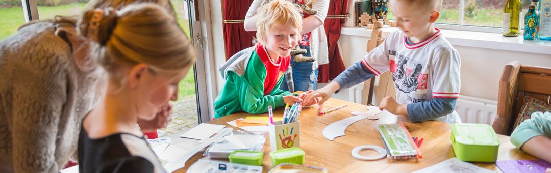 Kids party at Hullabaloo