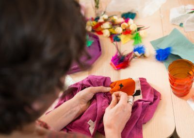 Upcycling old clothes workshop for adults in Roscommon