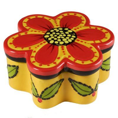 Pottery-trinket-box-painted-with-vibrant-colours