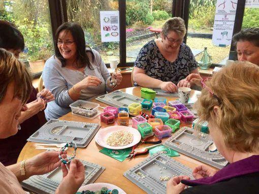 Jerwellery-Making-50th-birthday-party