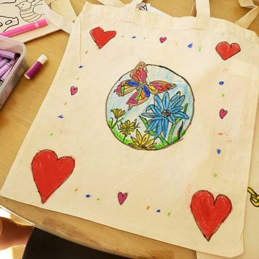 canvas-tote-bag-butterfly-hearts-design