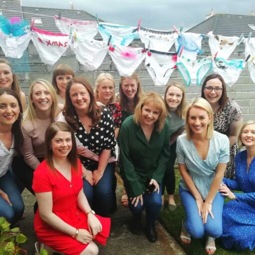 knicker-customisation-hen-party-galway-ireland