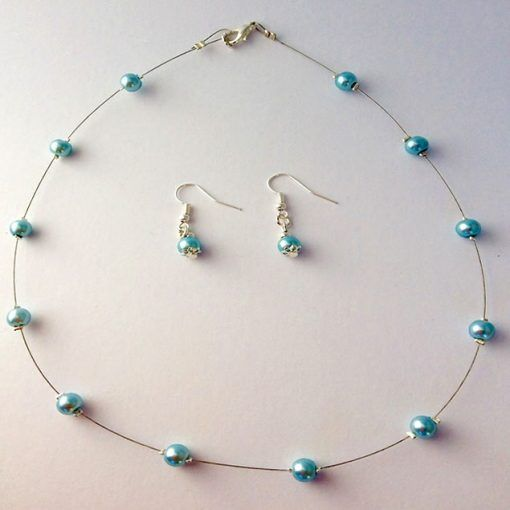 necklace-and-earrings-made-at-a-jewellery-making-hen-party-ireland