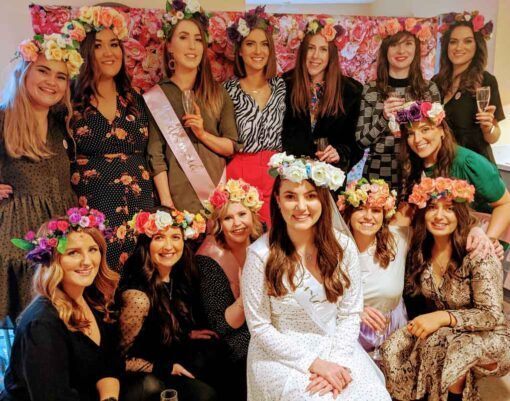 flower-crown-hen-party-galway