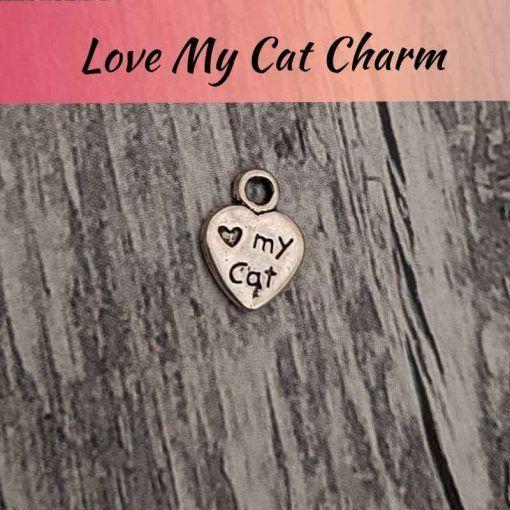Love-my-cat-charm-jewellery-making-kit