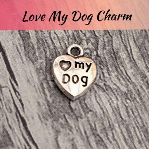 Love-my-dog-charm-jewellery-making-kit