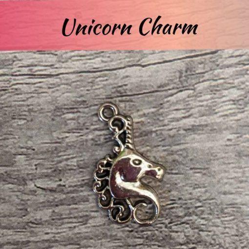 unicorn-silver-charm